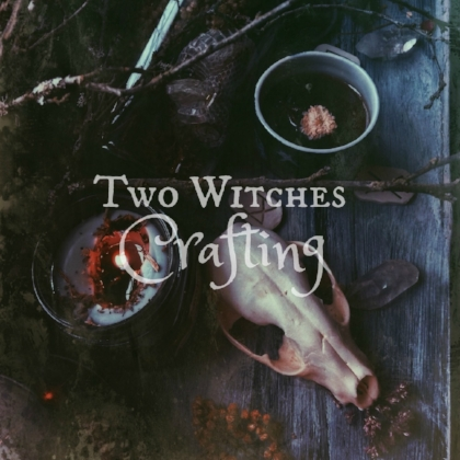 alchemizing the mystery of * two witches crafting *  {image courtesy of  lalobalittlefeather }