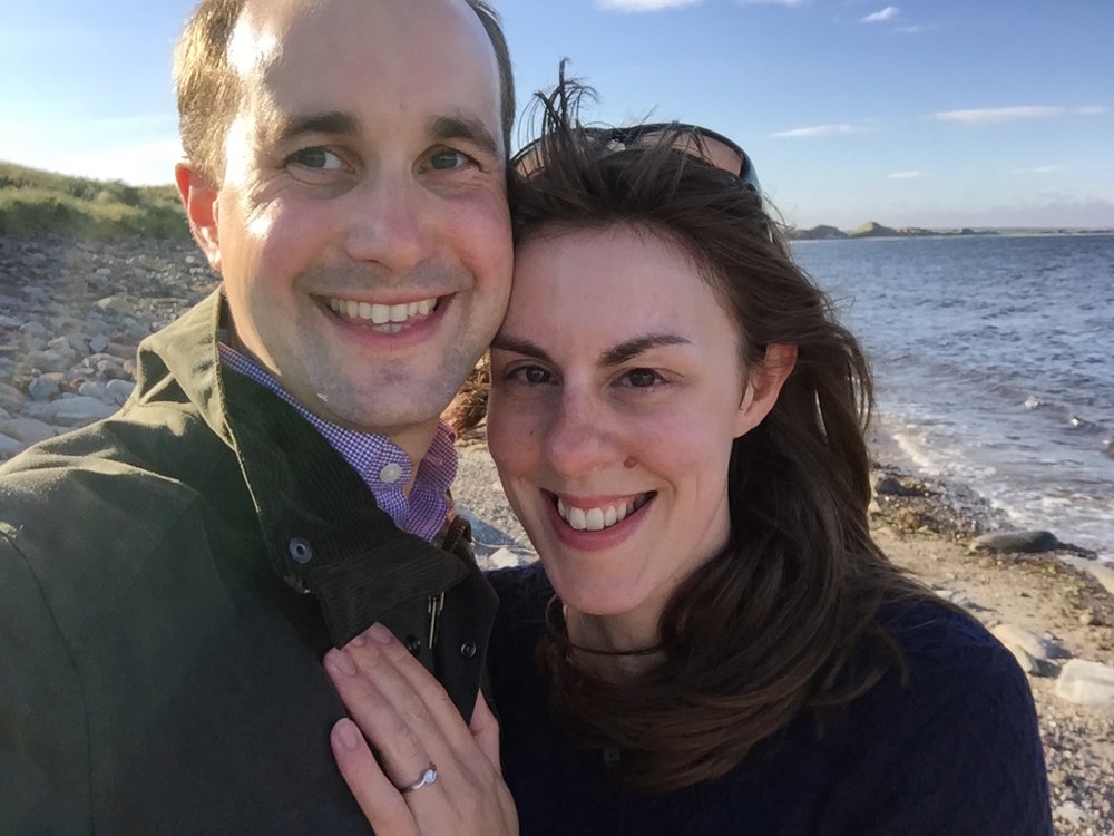 Congratulations to Sam & Heather!
