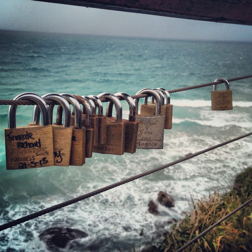Love Lock Down