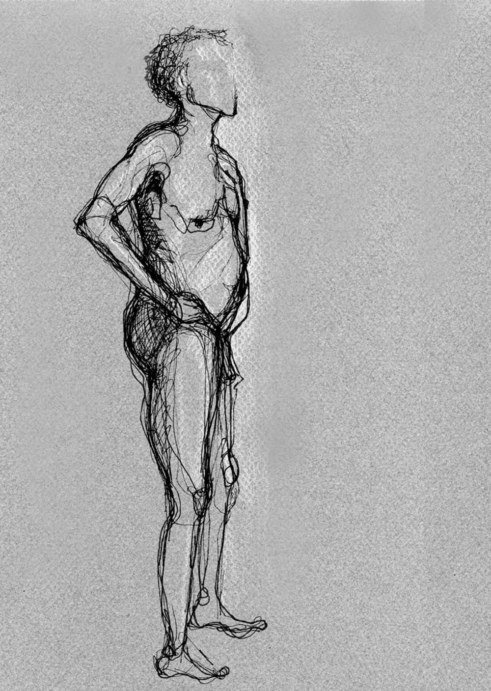 Sarah Pierroz_Figure Sketch_New York Spring Studio Sessions_01BW.jpg
