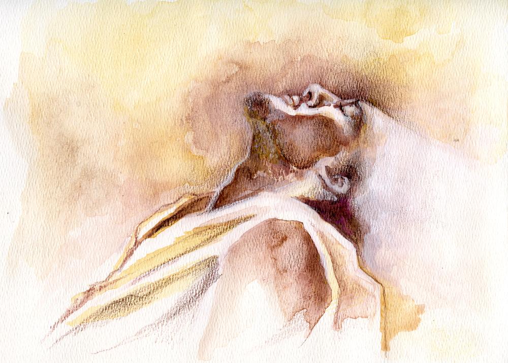 Sarah Pierroz_Painting_Rumi_Cairo 2005.jpg