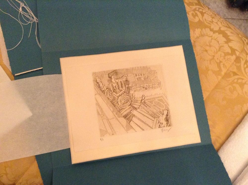sarah pierroz printmaking sessions