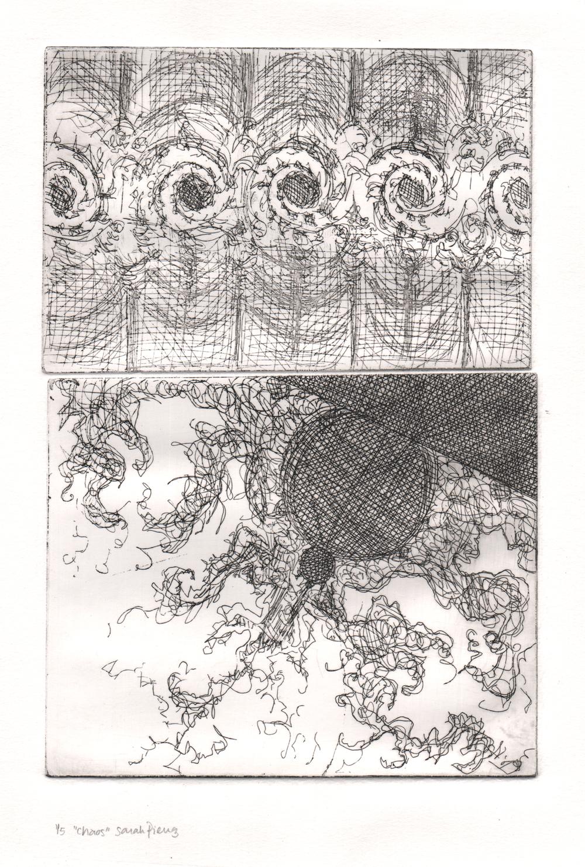 Sarah Pierroz Chaos Print