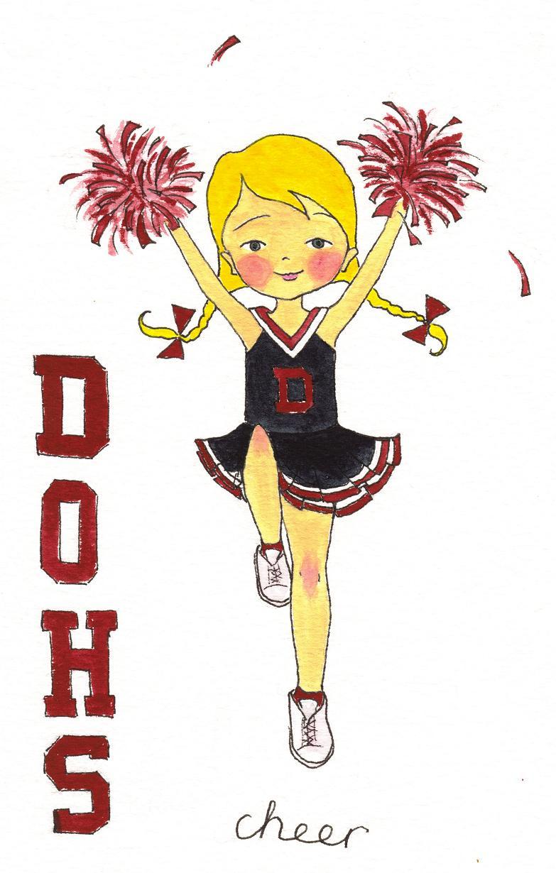 dohs cheer2