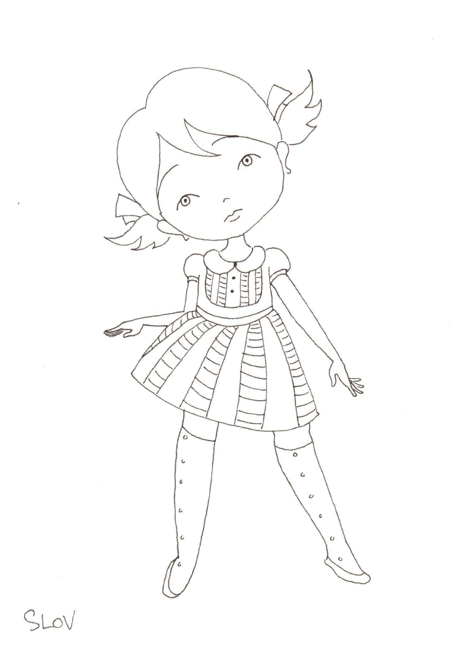 im - Sketch Images For Kids
