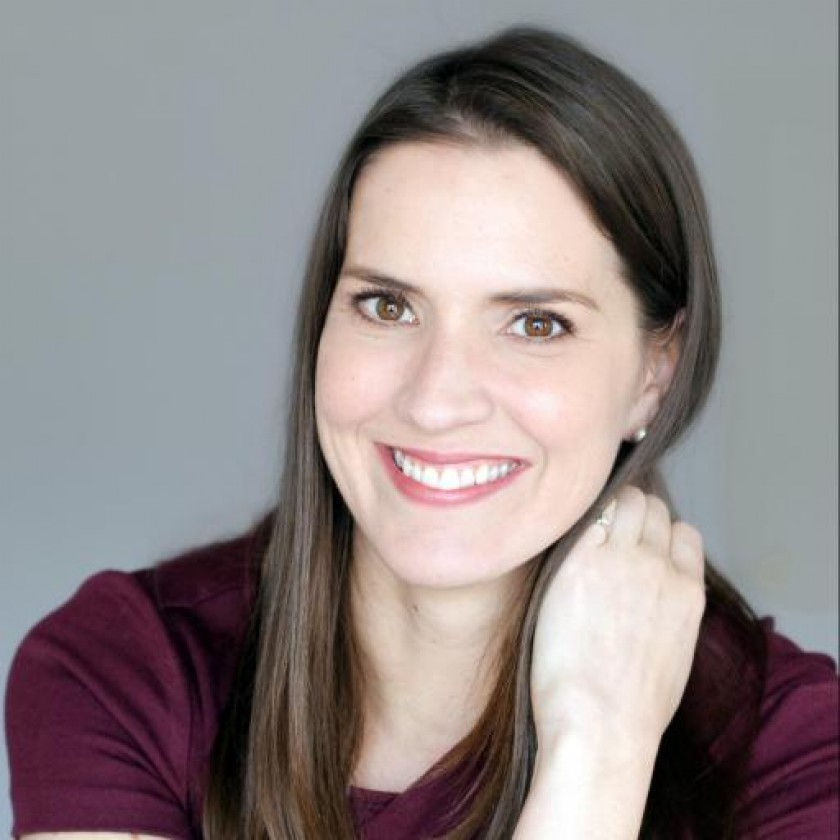 Hilary Phelps, Creative Director at Genuine Joy