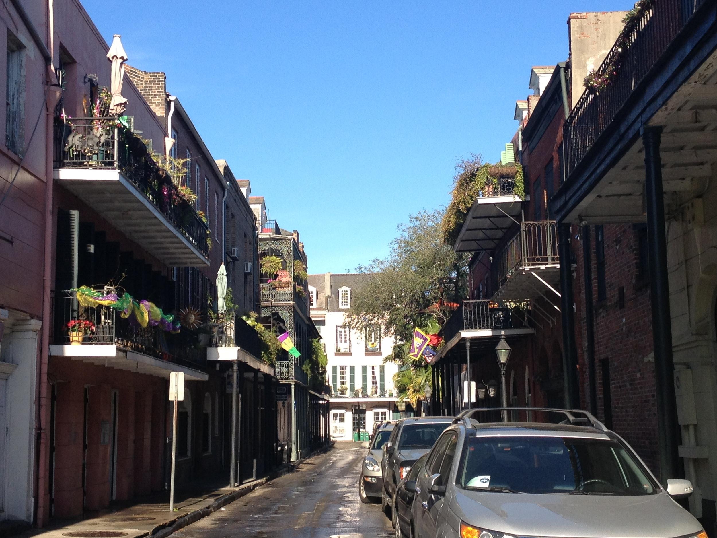 NOLA street