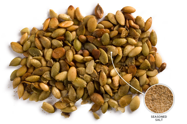 Spice Up Pumpkin Seeds