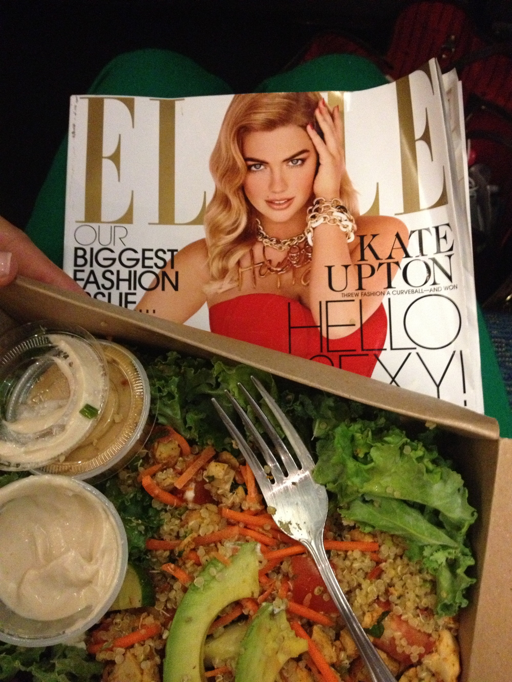 Reading & Dinner