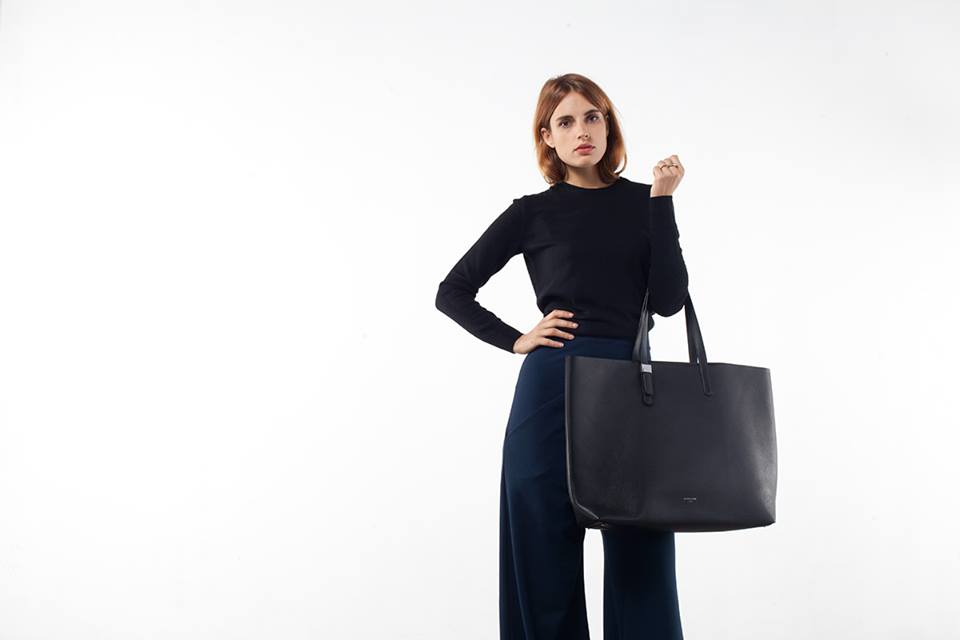 The Portfolio Bag, from Everlane's Petra Collection