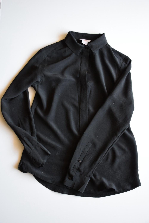 Black Silk popover