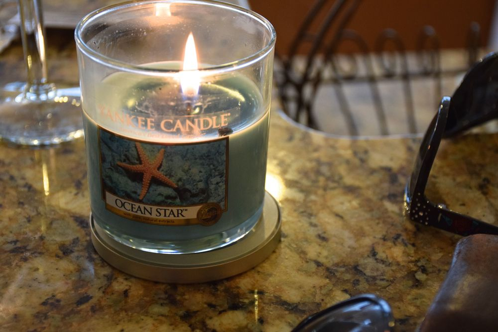 Ocean Breeze Yankee Candle