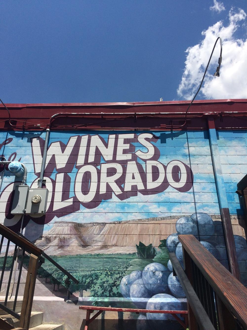 Wines of Colorado