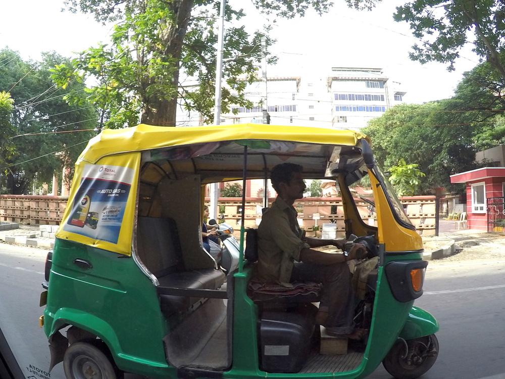 Rickshaw!