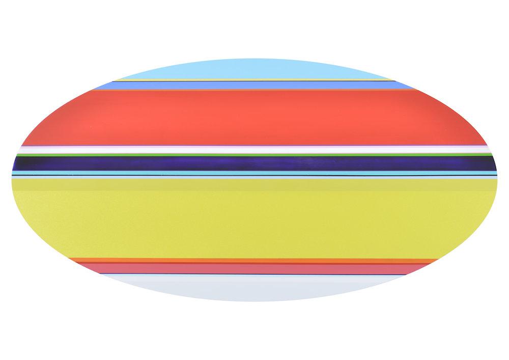 No. 1205 Oval