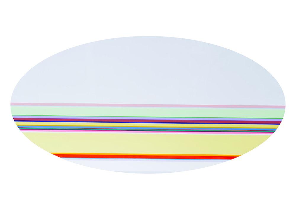 No. 1204 Oval