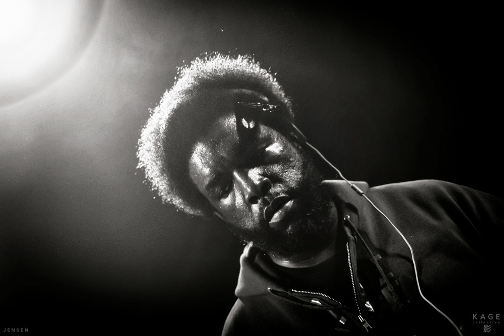 Questlove performs at Red Bull Vanguard after party at Store VEGA in Copenhagen, Denmark on August 2nd 2014
