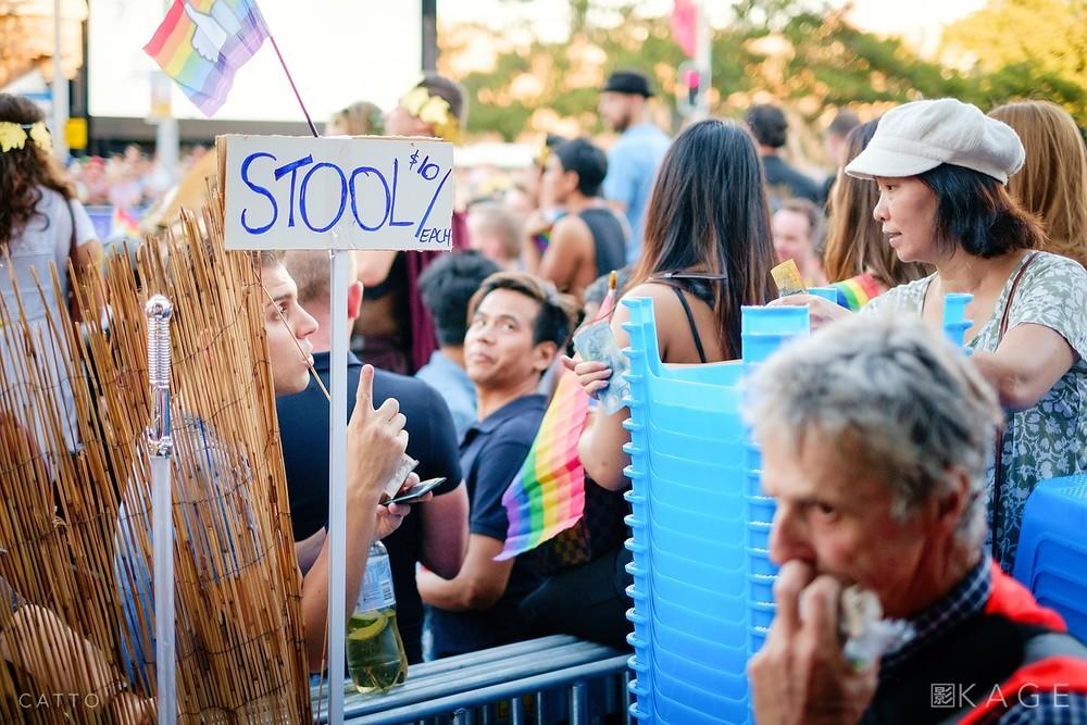 Sydney Gay & Lesbian Mardi Gras 2016
