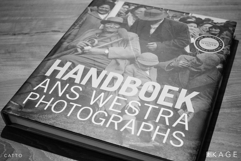 Ans Westra's Handboek (published by Blair Wakefield Exhibitions, 2005)