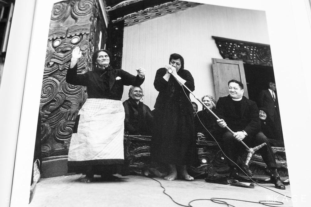 Turangawaewae Marae, Ngaruawahia, 1963