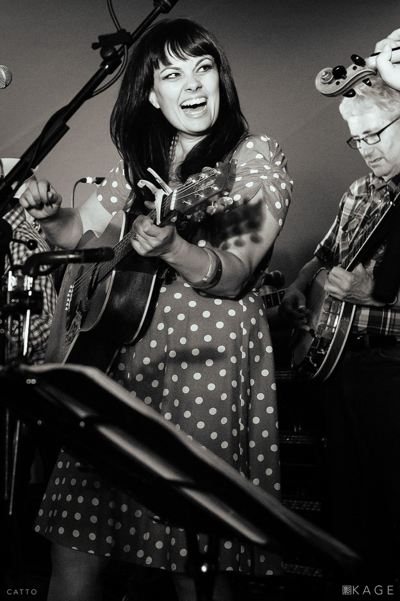 Tami Neilson live in Carterton, New Zealand in 2011