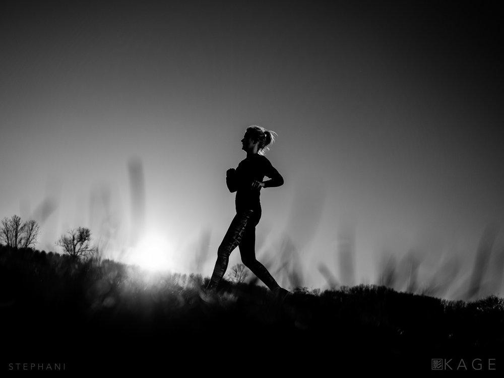 Sunset Run  Bert Stephani | GFX50S - 63mm - ISO100 - f/4 - 1/1000
