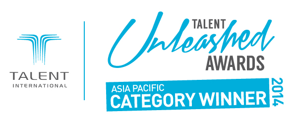 2014 Talent Unleashed Awards - Inspirational Leadership