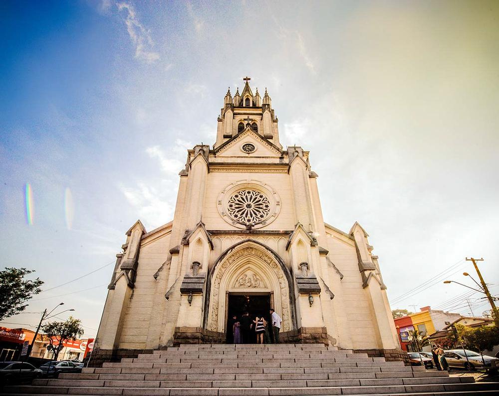 Igreja Matriz de Valinhos