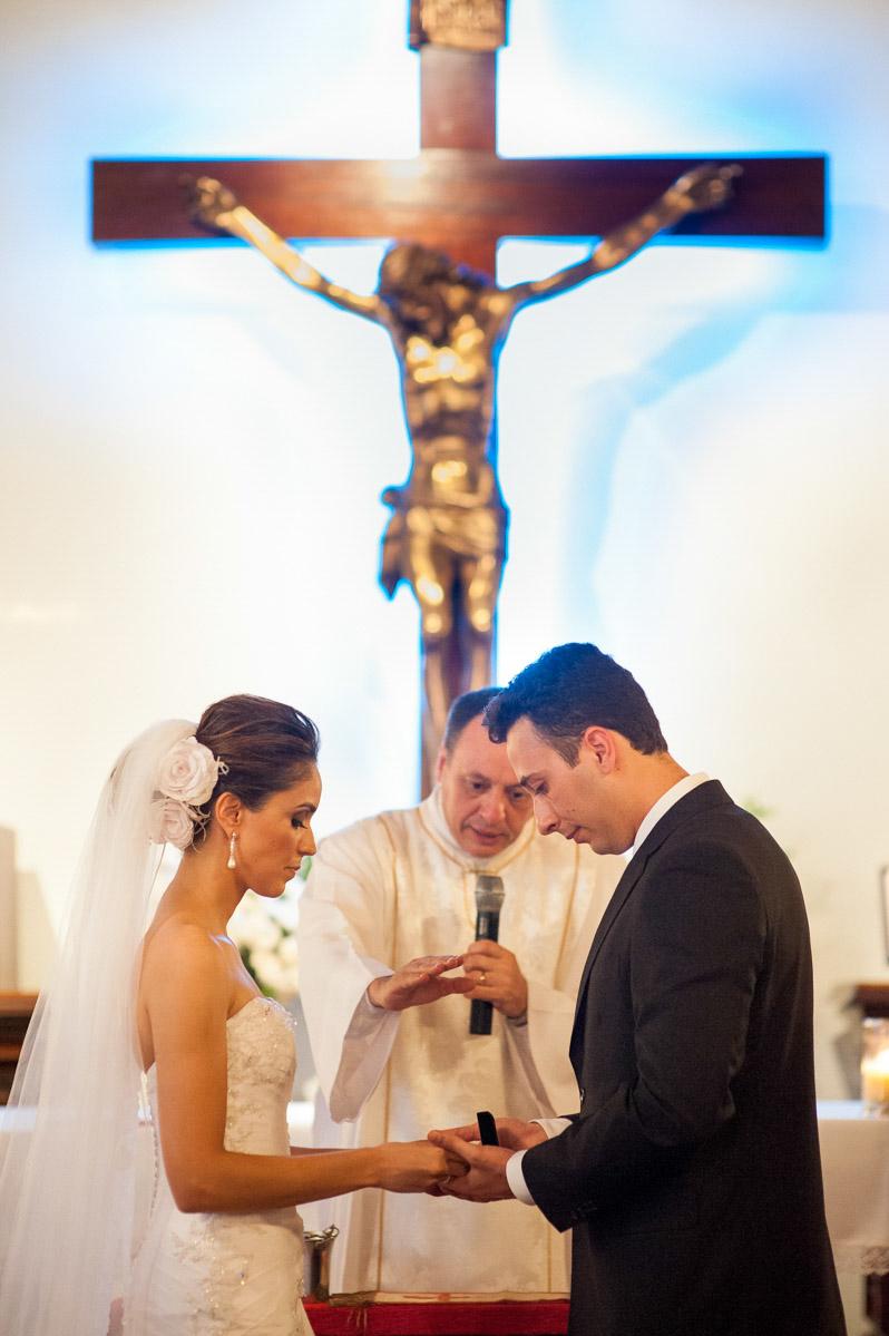 Benção dos Noivos Capela São Tomas de Aquino