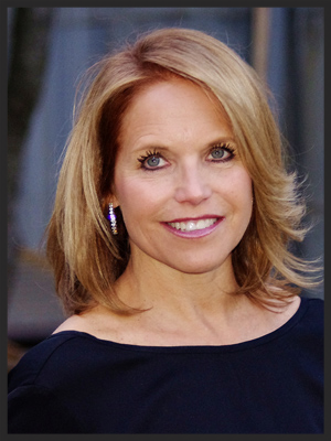 Producer Katie Couric