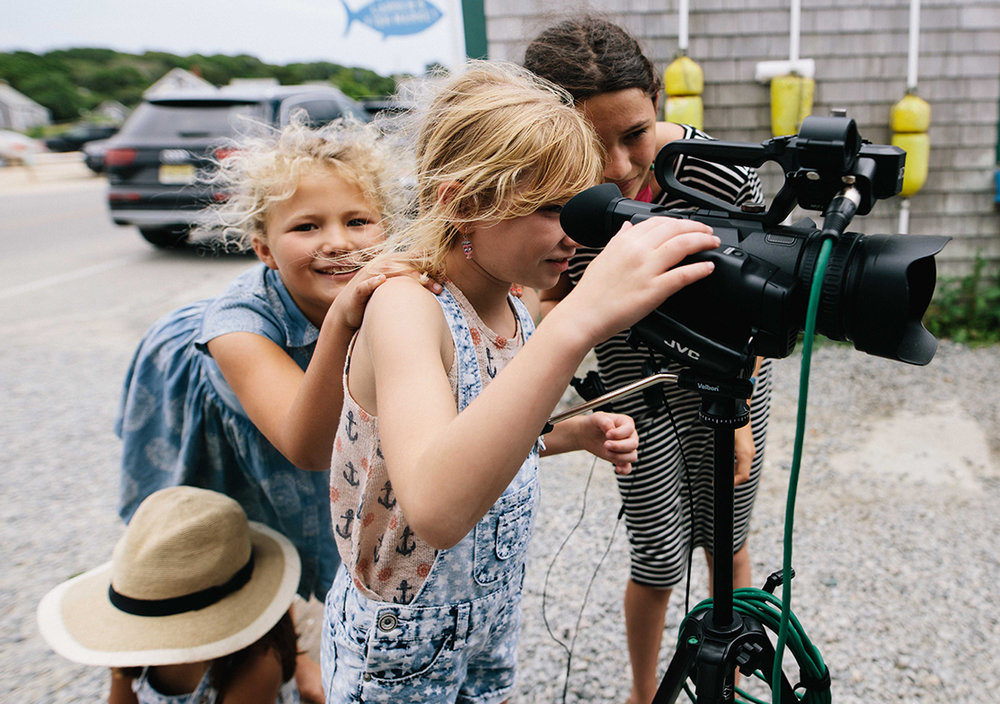 In 2016, we held our first Filmmaking Camp. In 2017, we will expand to meet the demand of future young filmmakers!