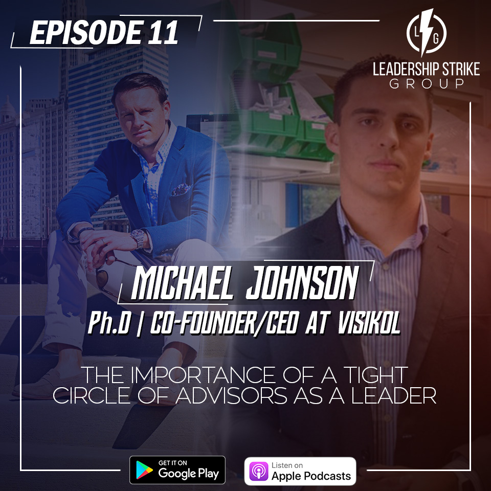 Dr. Michael Johnson - Visikol Inc