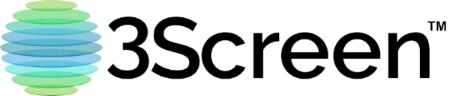 3Screen logo