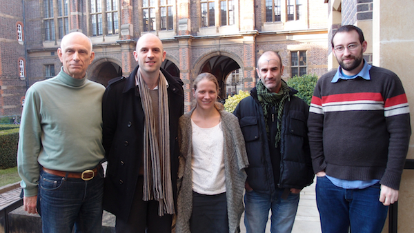 Leakey Foundation Grantees at University of Cambridge