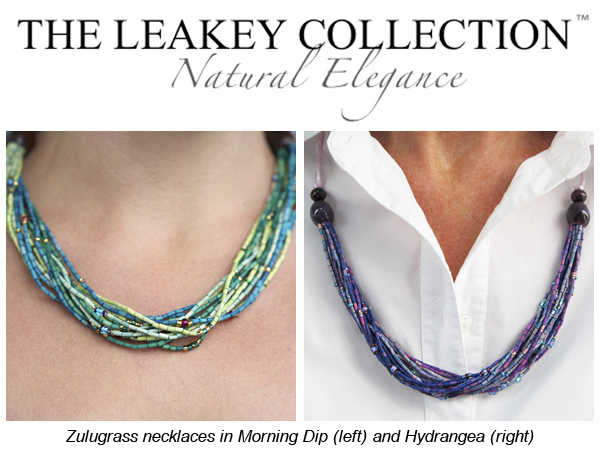 Leakey Collection - Necklaces