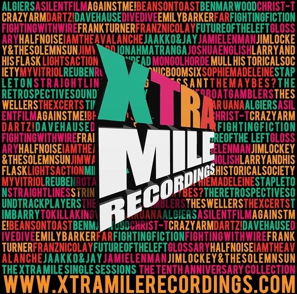 Xtra Mile Poster