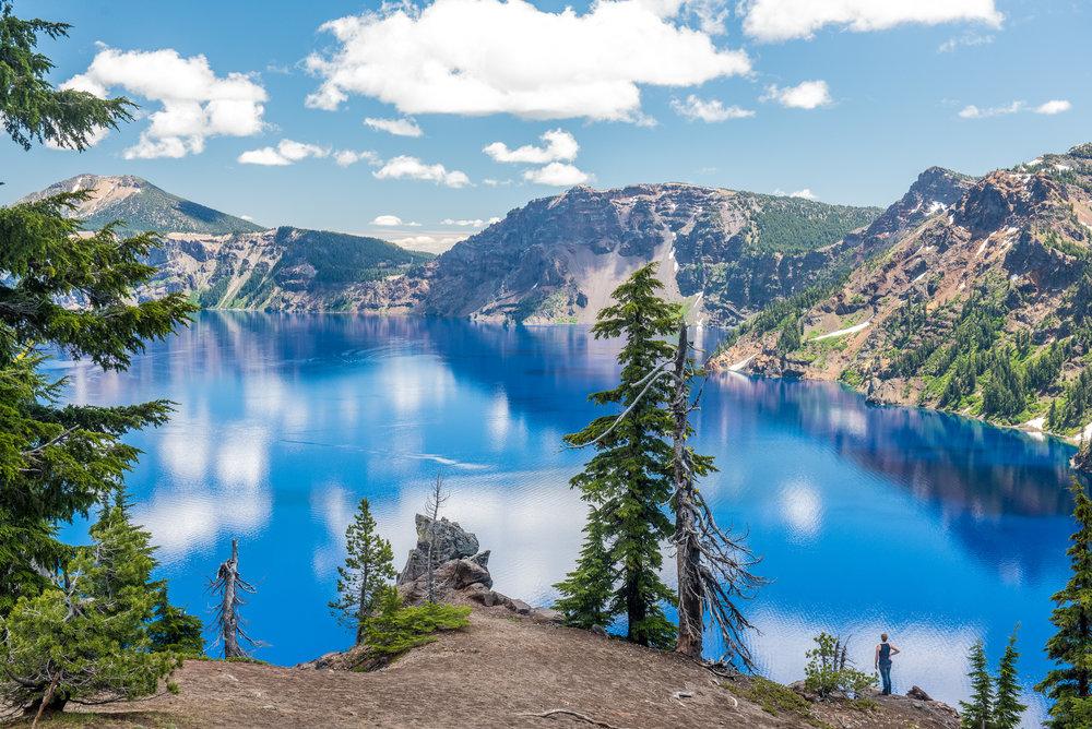 Crater Lake - Gregory Nolan