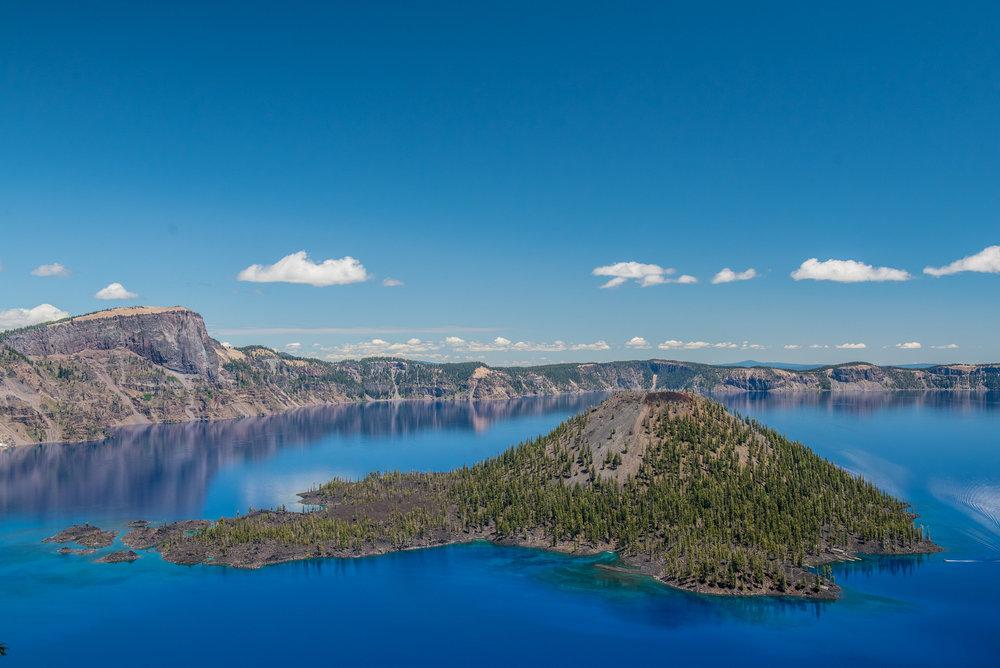 Crater Lake Gregory Nolan