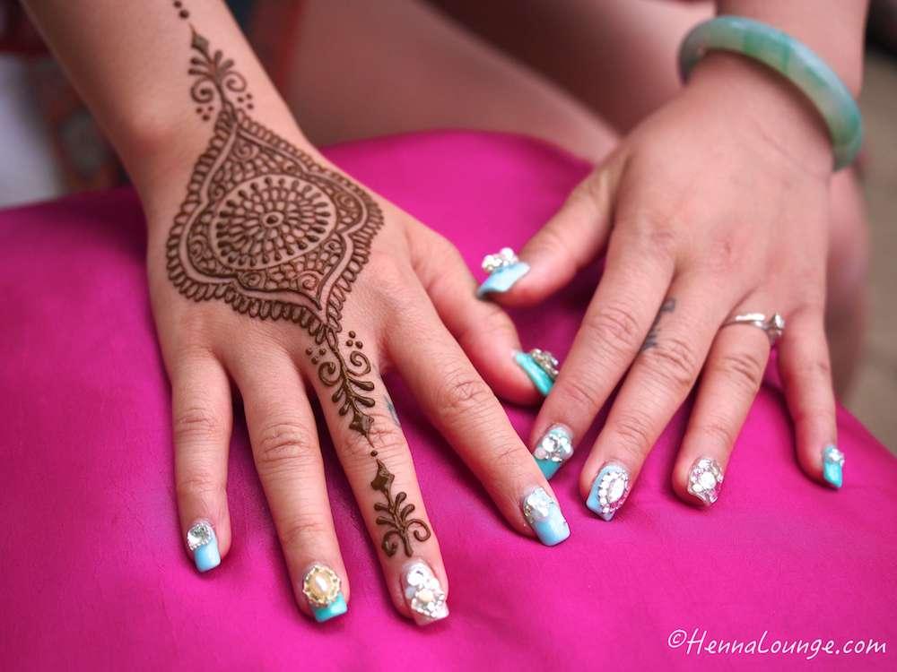 A Blog All About Henna Art Henna Lounge