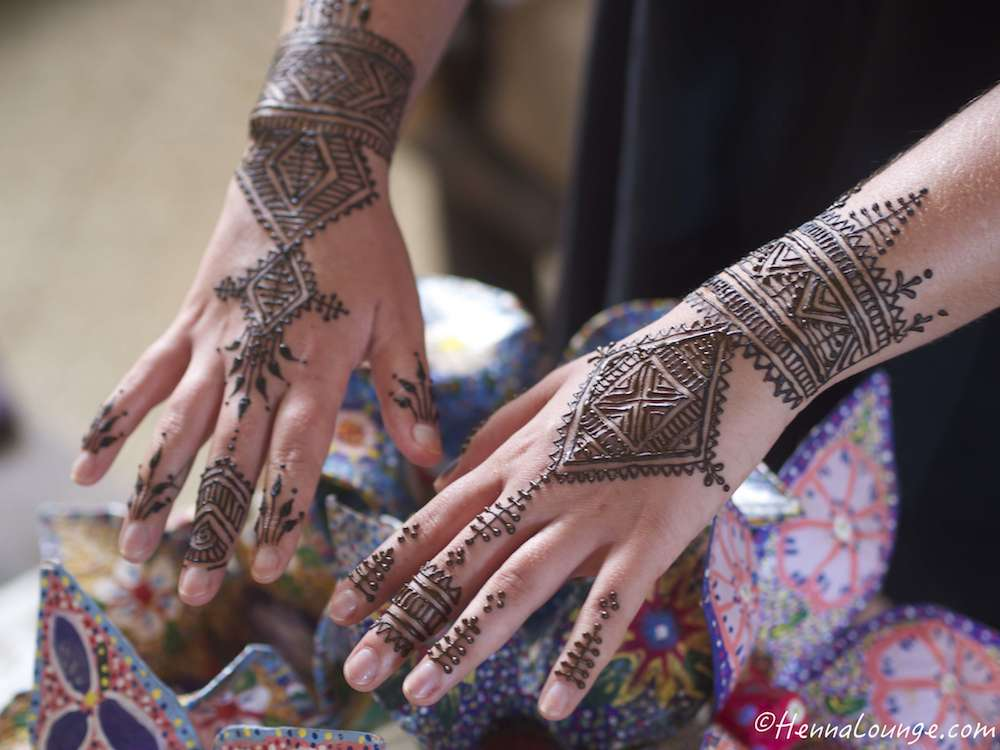 Mehndi in Mexico