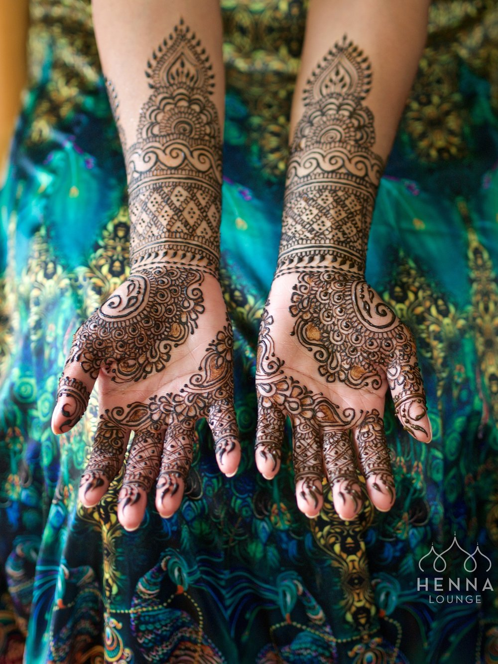 Bridal Mehndi Designs By Famous Henna Artist Henna Lounge