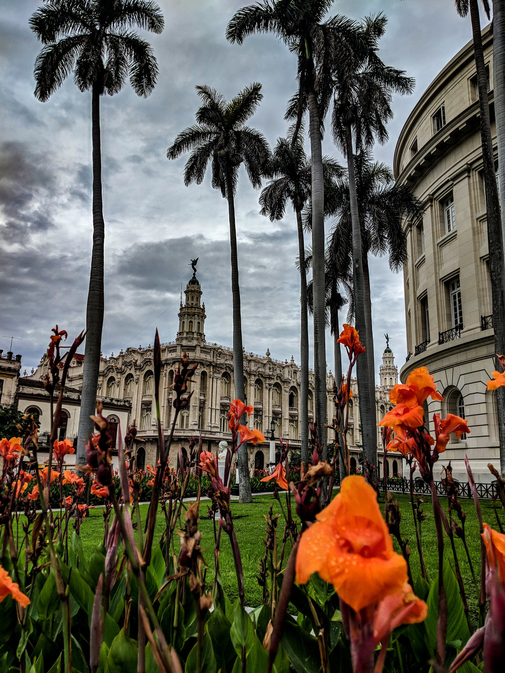 Gran teatro de Habana, Cuba
