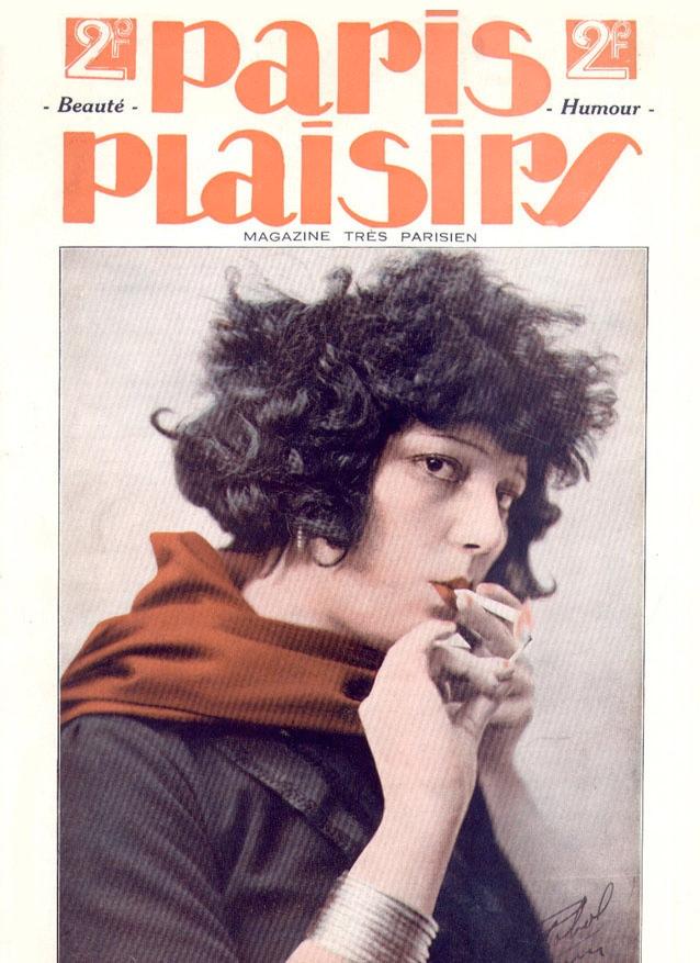 Alice Prin (Kiki de Montparnasse) (1901-1953)