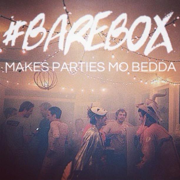 #RampItUp my friends. BookTheBareBox@Gmail.com. #BAREBOX #PartyMoBedda