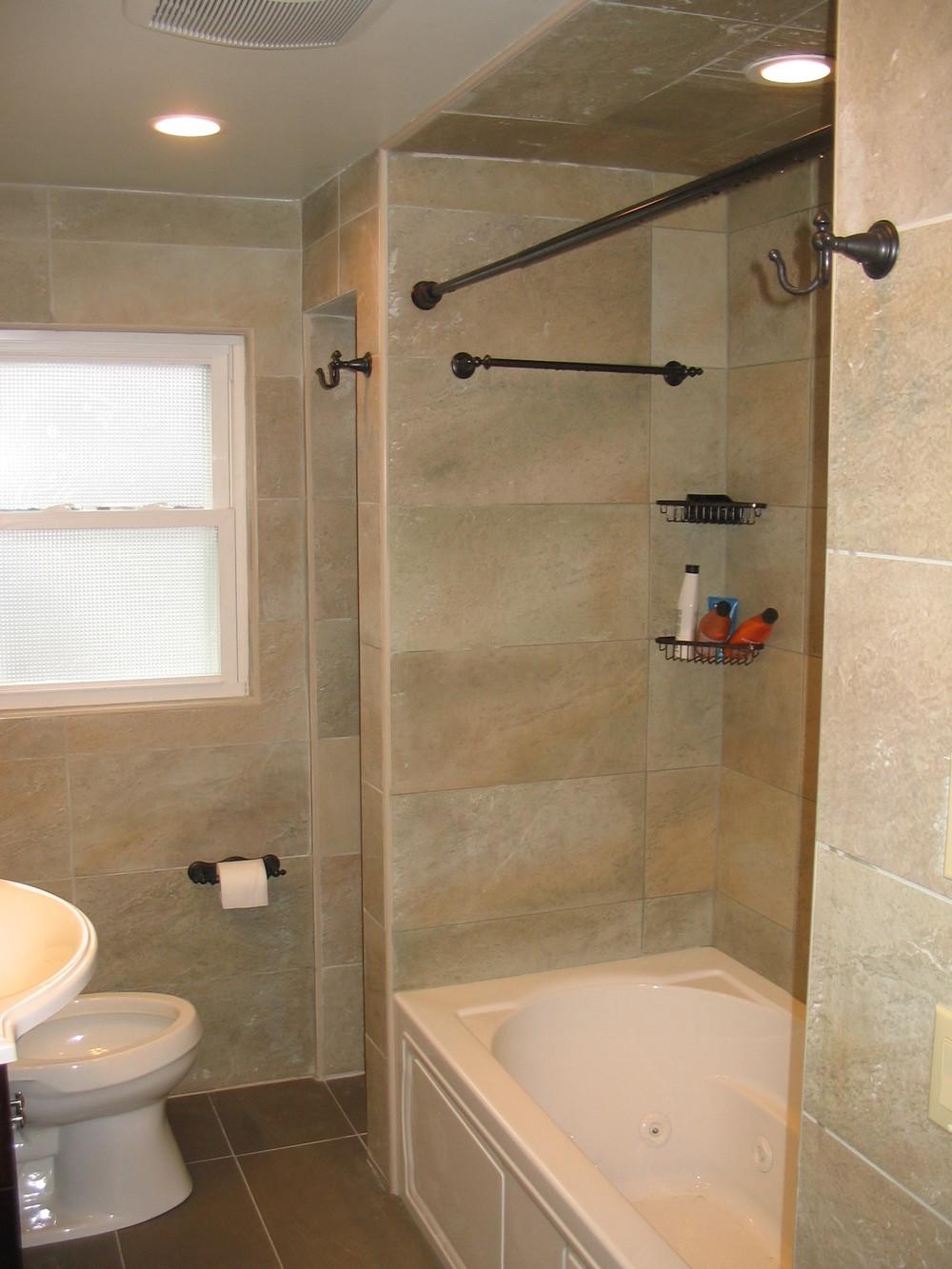 Bathrooms — Tile Installation