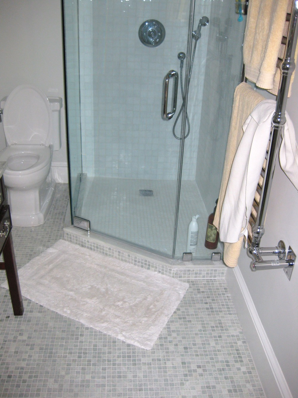 Bathrooms — Tile Installation