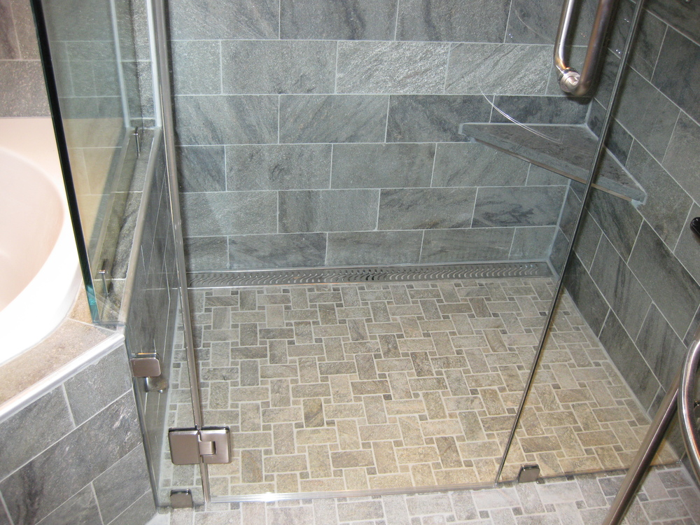 Bathrooms Tile Installation