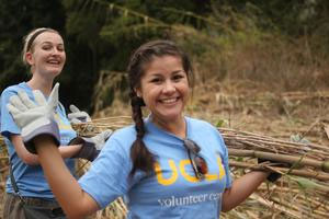 Support UCLA Volunteer Day