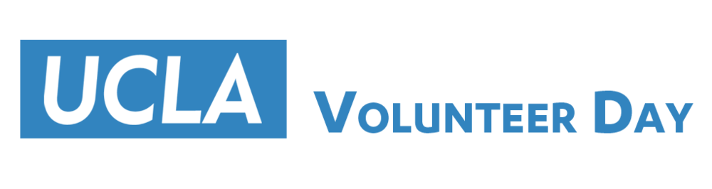 Transparent Volunteer Day Logo