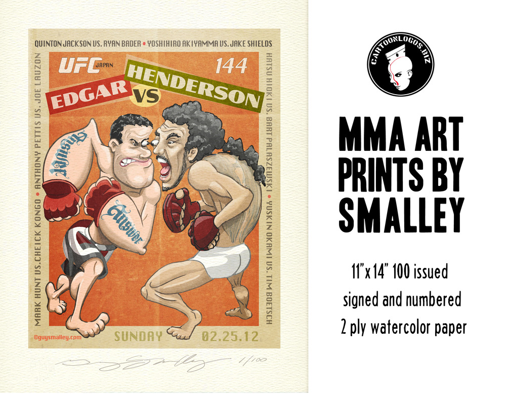 MMA PRINTS